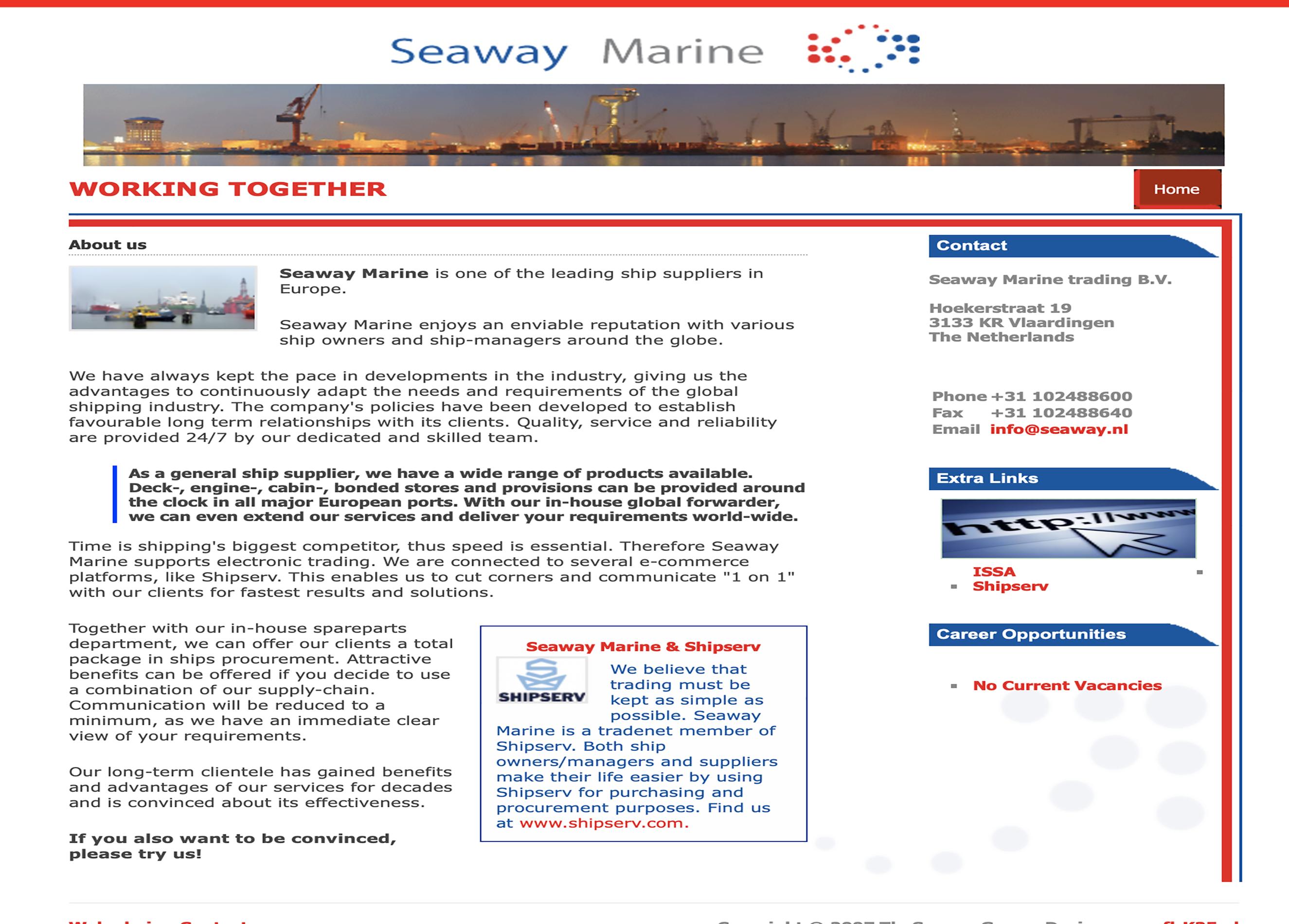 Seaway marine trading